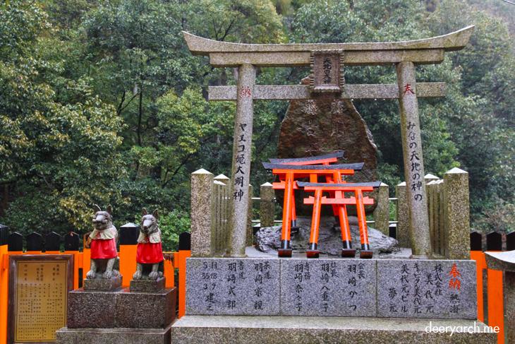 ศาลเจ้าฟูชิมิอินาริ