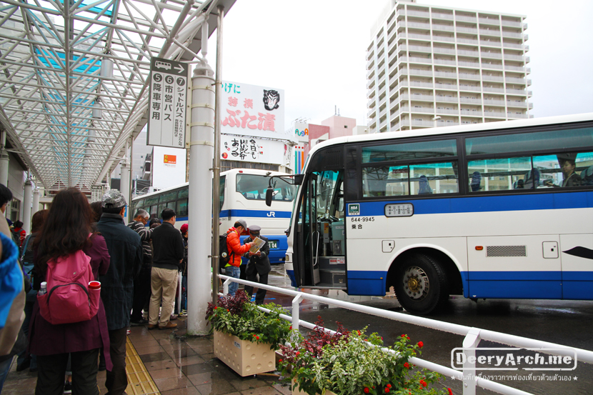 JR Tohoku Bus