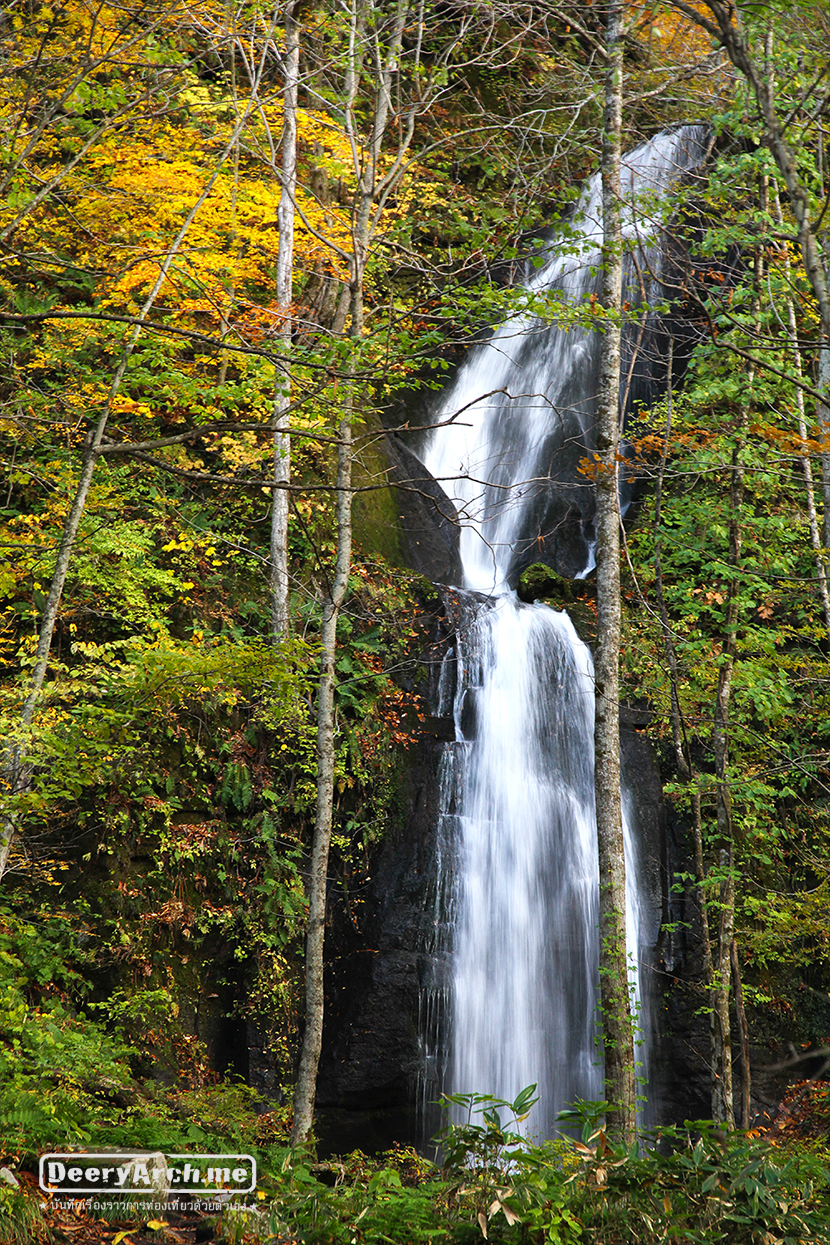 Kumoi Waterfall