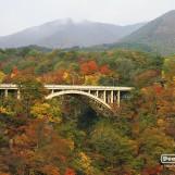 เที่ยวญี่ปุ่น ใบไม้เปลี่ยนสี (10) Naruko Gorge เที่ยว Sendai