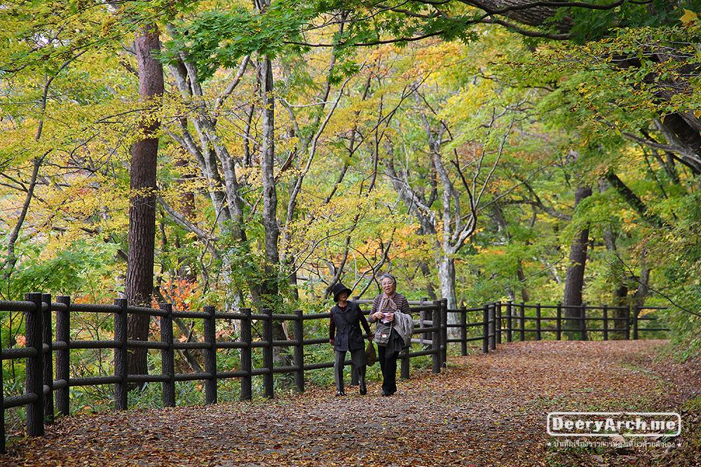 Ofukazawa Promenade