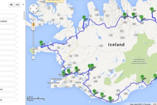 Journey to the Iceland Ep.2 วางแผนเที่ยว Iceland